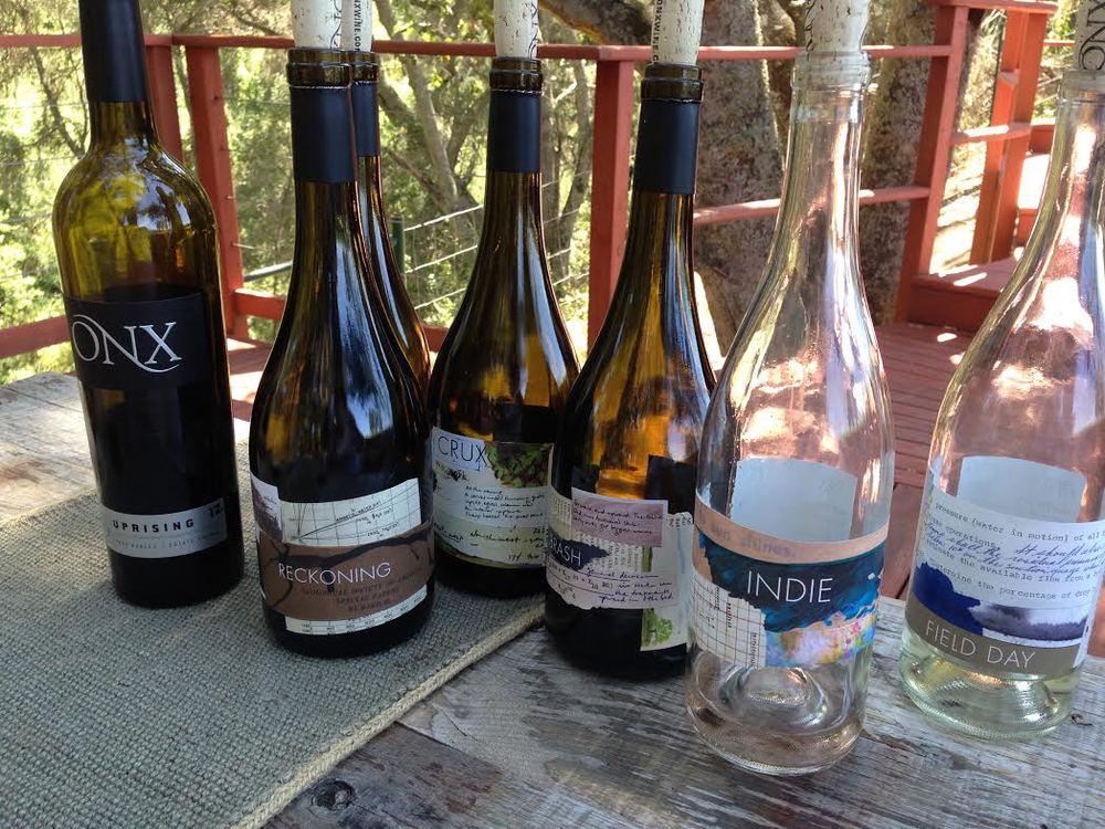 ONX Wines tasting Line Up | VAULT29