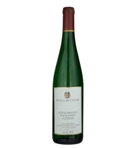 Selbach Oster's Zeltinger Sonnenuhr Kabinett Riesling on VAULT29