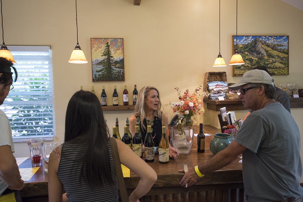 Frey Vineyards Tasting Room | VAULT29