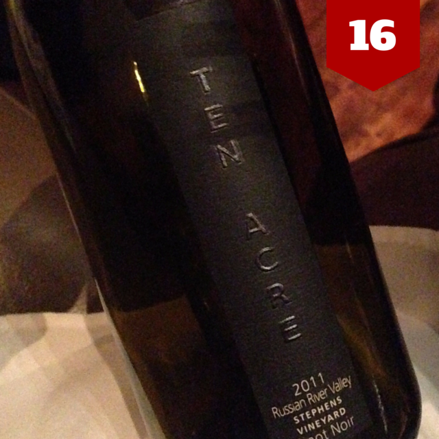 2011 Stephens Vineyard Pinot Noir by Ten Acre | VAULT29