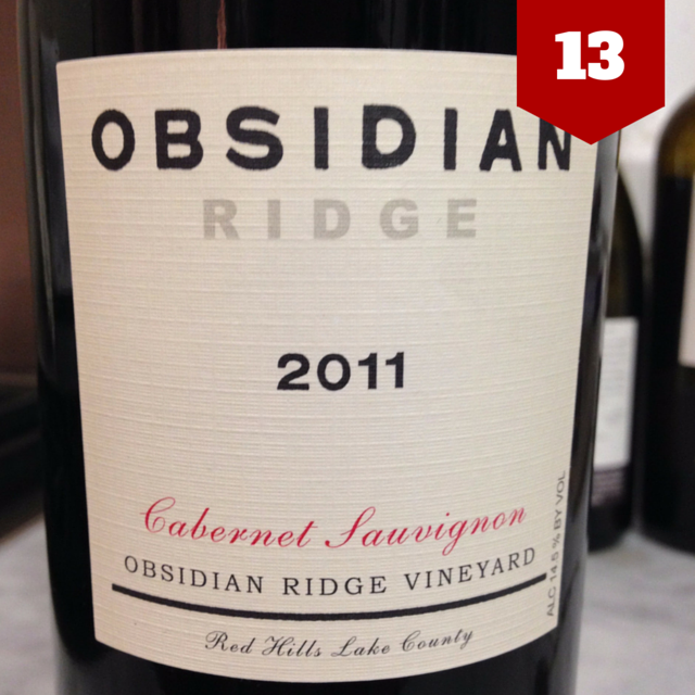 2011 Cabernet Sauvignon by Obsidian Ridge Vineyard | VAULT29