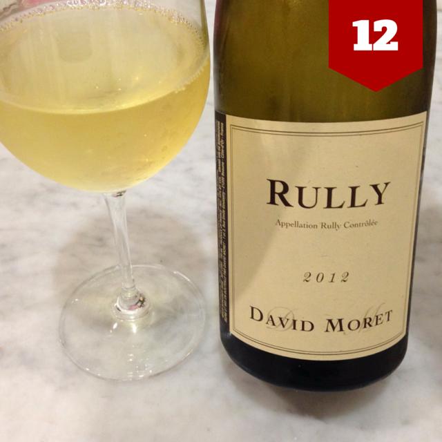 2012 David Moret Rully | VAULT29