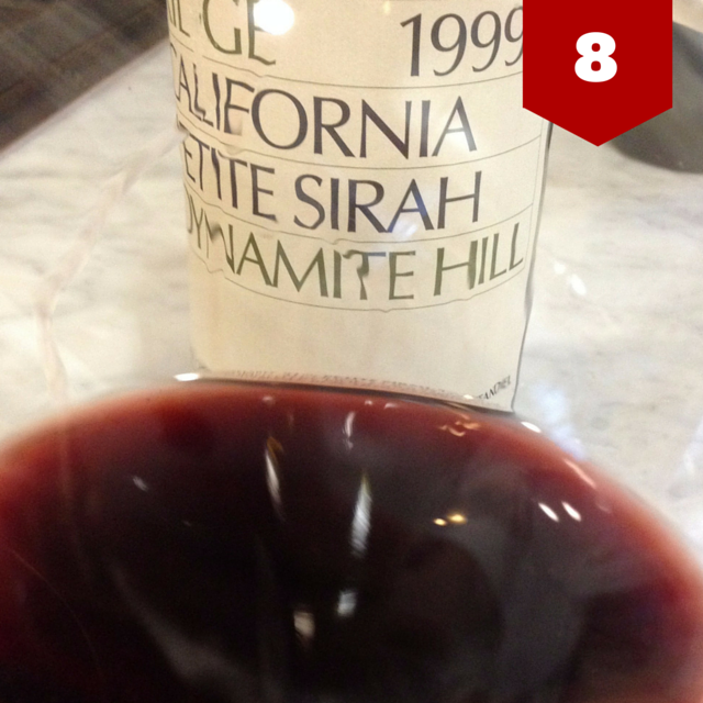 1999 Dynamite Hill Petite Syrah by Ridge Vineyards | VAULT29