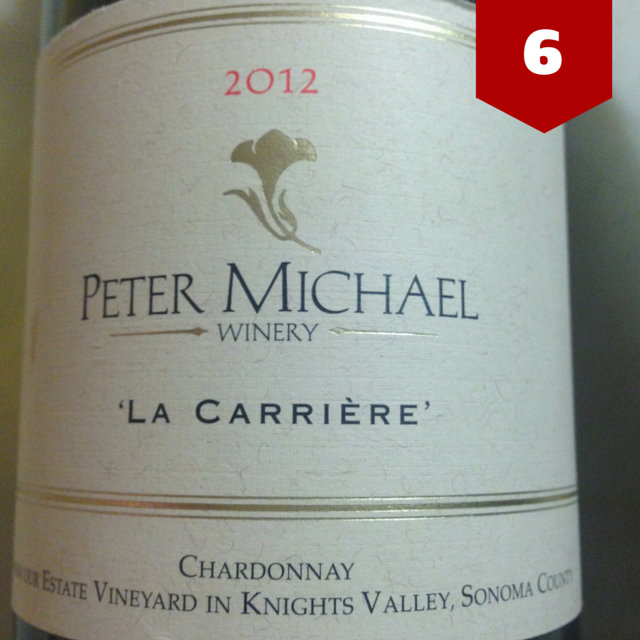 2012 La Carriere Chardonnay by Peter Michael | VAULT29