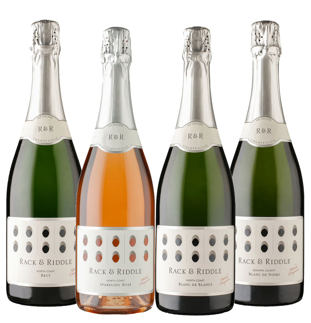 Rack & Riddle's four sparkling wines.png