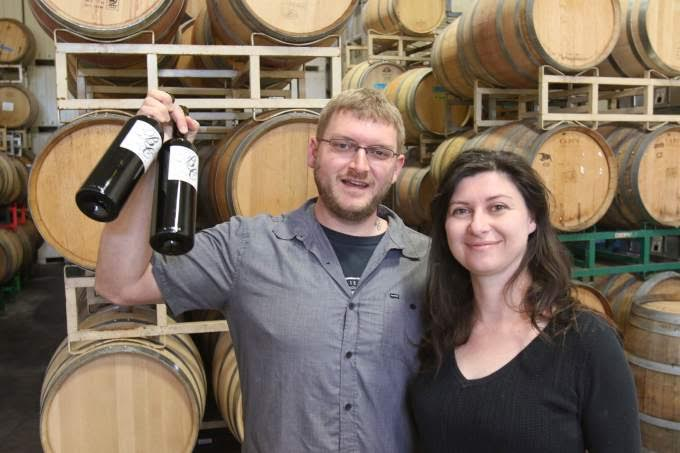 Michael & Lorraine Barber, owners @ Barber Cellars | VAULT29