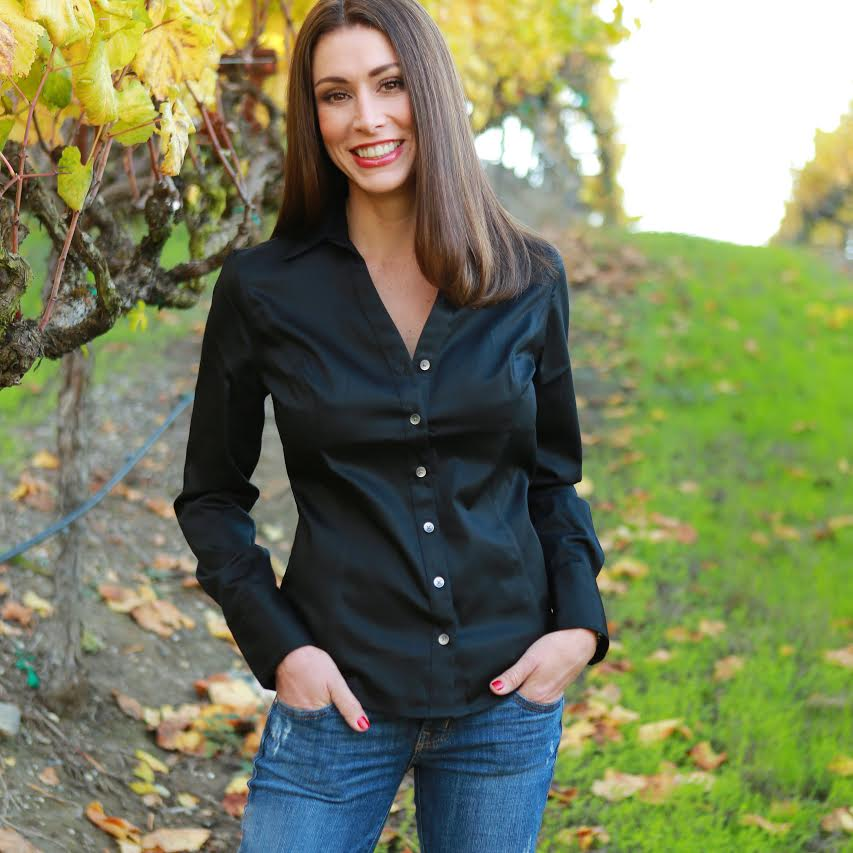 Stephanie cook, owner & winemaker