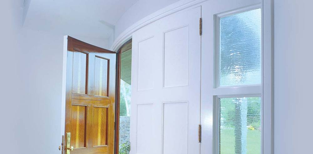 Thomas J. Duffy | Custom Curved Doors