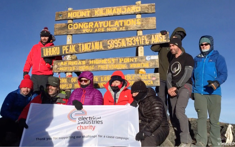 Mount Kilimanjaro Summit Unleashed-Unlimited EIC