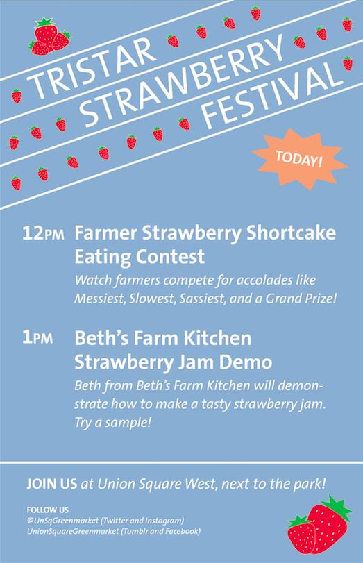 Strawberry Shortcake Eating Contest