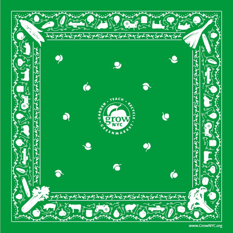 Greenmarket Bandana