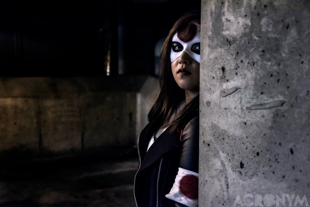 KATANA Not much will be known about Katana until the Suicide Squad film is released on August 5, but CinemaBlend shares that Katana is there to protect Rick Flag, who is the team leader. Katana's character, who's real name is Tats Yamashiro, is a martial artist, but her sword that she is in control of steals the souls of it's victims, which also allows her to communicate with said souls that she steals.