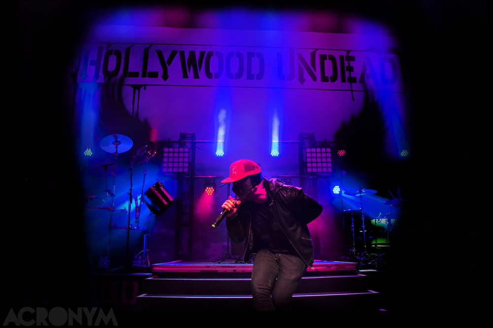 Hollywood Undead // The Fillmore 2015