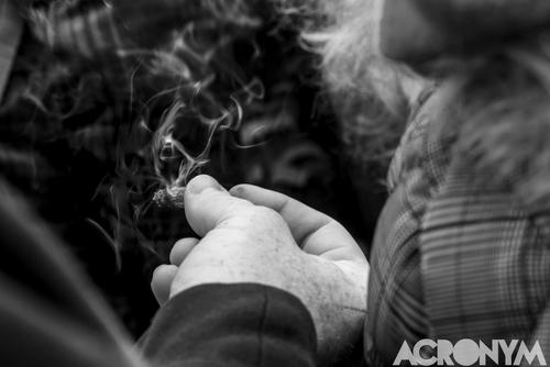 Blunt Talks. Photo: ACRONYM