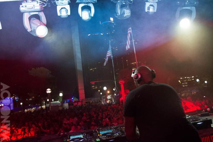 Kevin Saunderson, Photo: ACRONYM