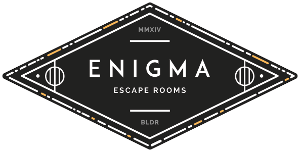 Enigma Escape Rooms - Boulder, CO
