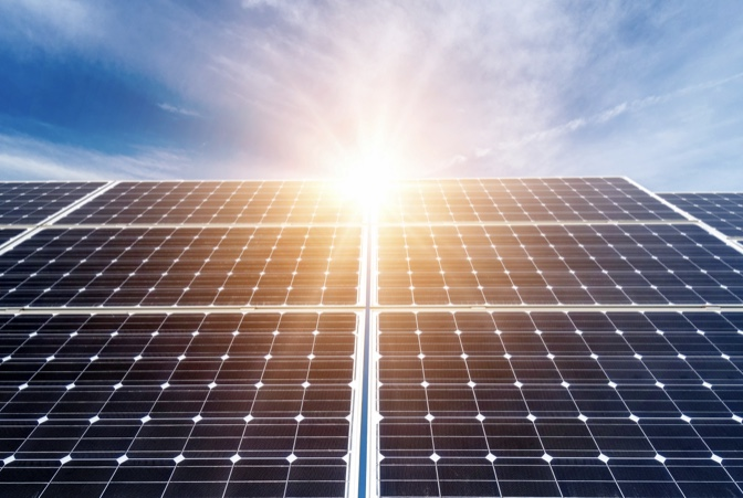 Did you know that we generate our own power at The Treat Retreat? We have multiple solar panel systems that provide almost 100% of our electricity!
