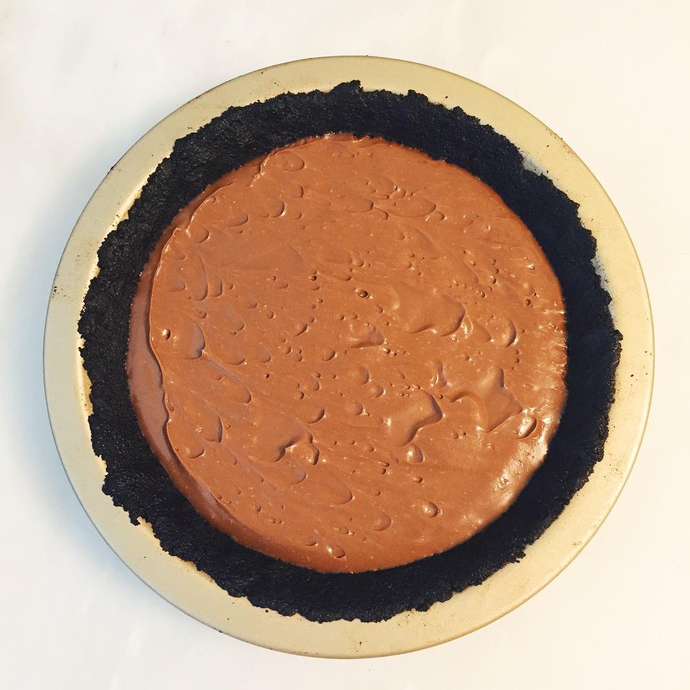 gluten free mocha espresso cream pie southern living