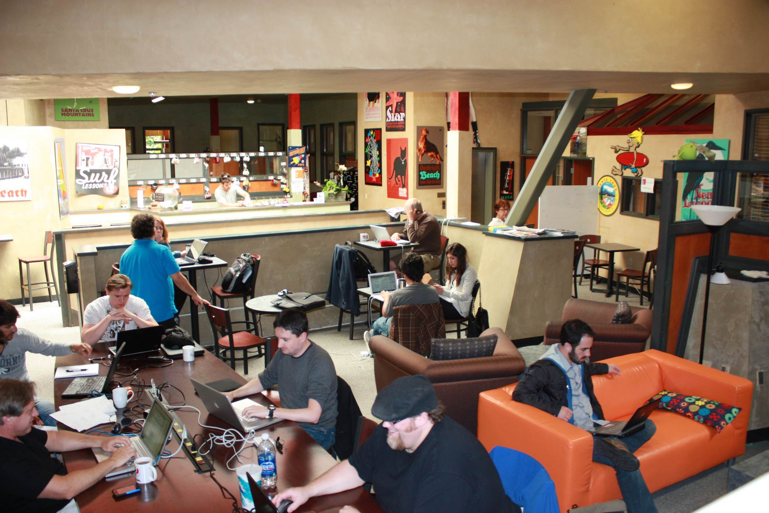 The Top 75 Coworking Spaces In The U.S.