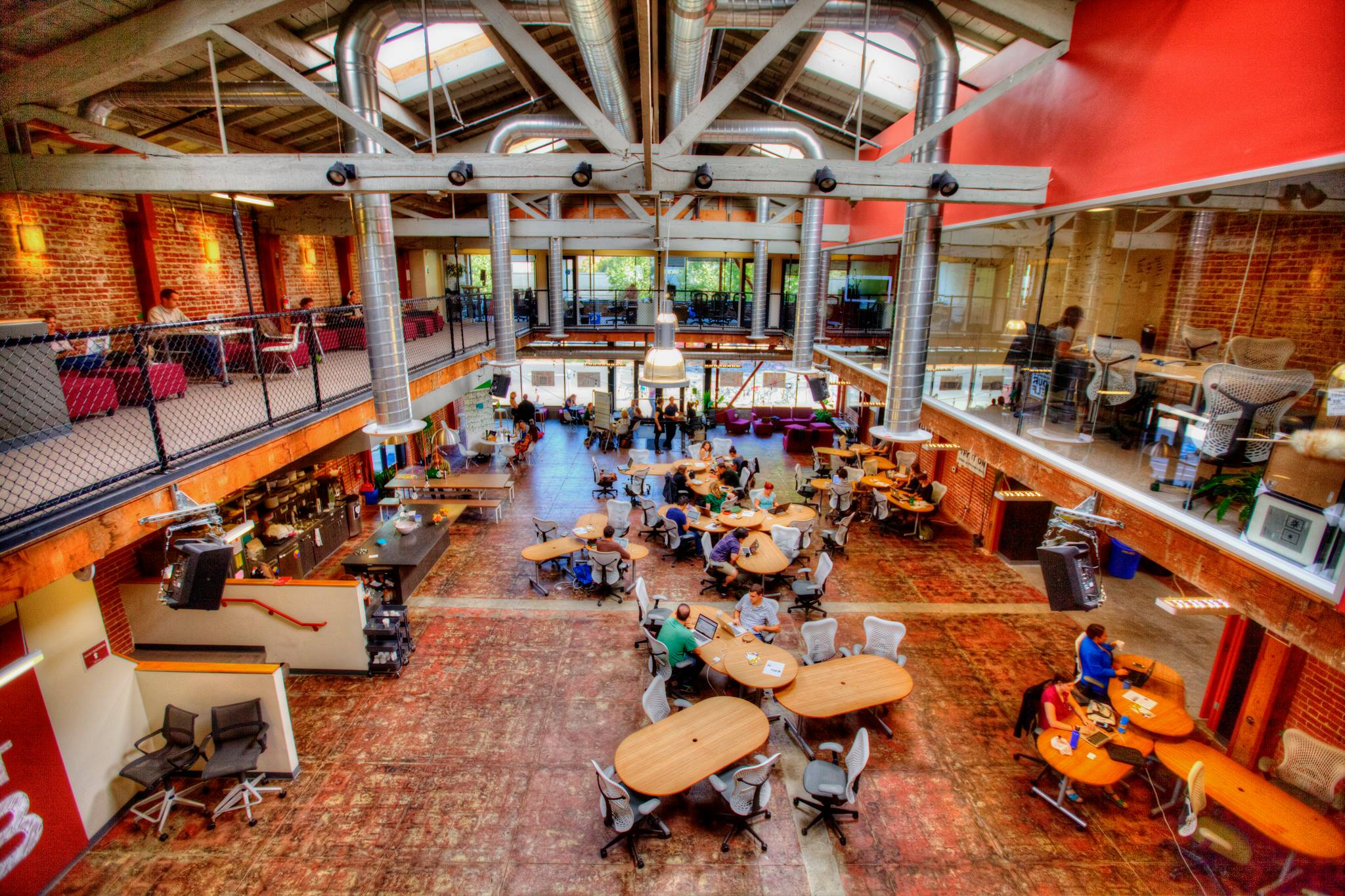 Temporary office space minneapolis Fueled Collective The Top 100 Coworking Spaces In The Us Yelp The Top 100 Coworking Spaces In The Us Symmetry50