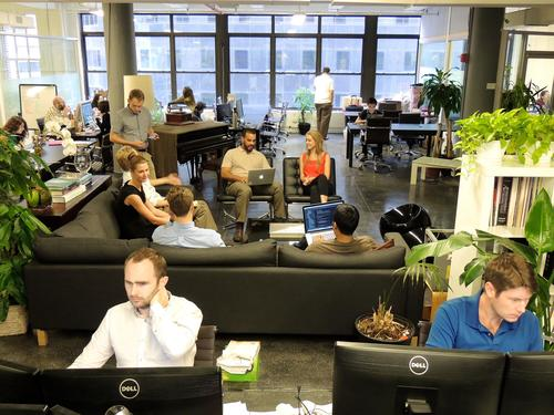 Top coworking spaces in US 17