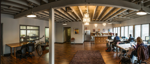 Top coworking spaces in US 16