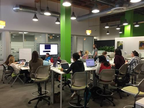 Top coworking spaces in US 15
