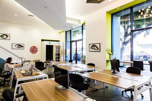 Top coworking spaces in US 13