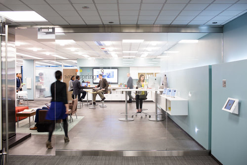 Top coworking spaces in US 11