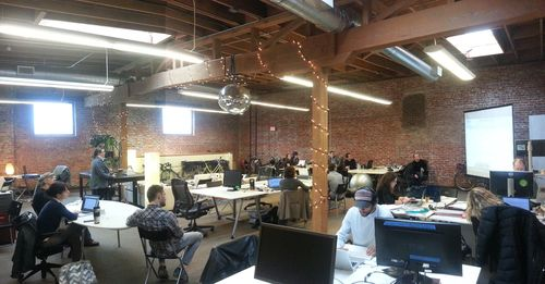 Top coworking spaces in US 10