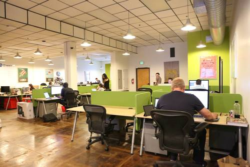 Top coworking spaces in US 6