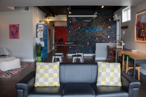 Top coworking spaces in US 4