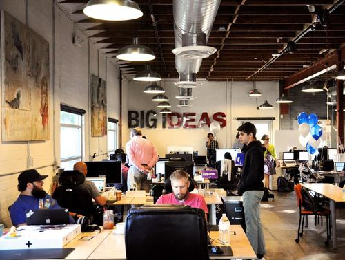 Top coworking spaces in US 22