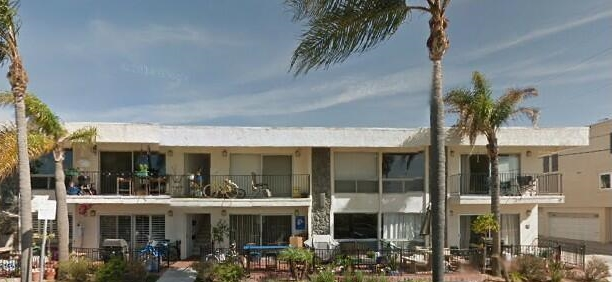 $575,000 Pacific Beach 2 Beds, 2 Baths, 1,012 Sq. Ft.