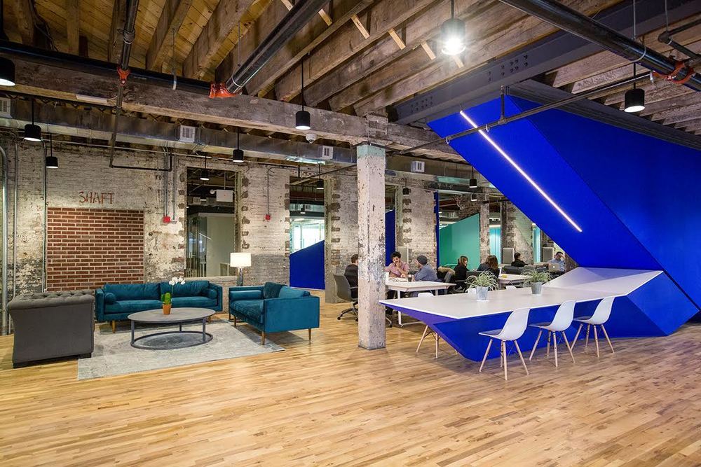 Collaborative Teaching Nyc ~ The top coworking spaces in world — symmetry