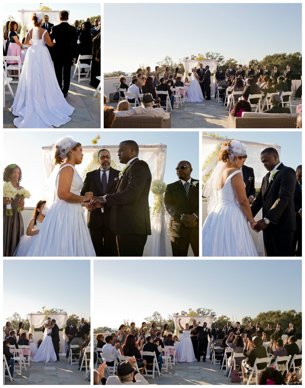 White House Hotel terrace wedding (Uninvented Colors Photography)