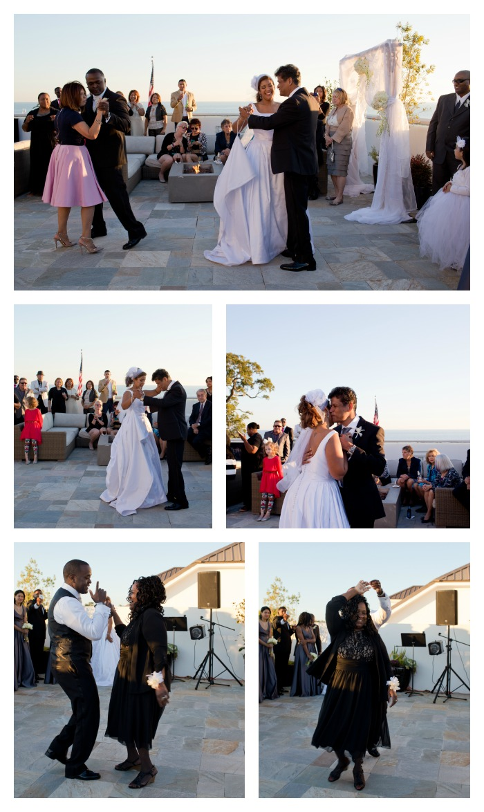 wedding dances with parents (Uninvented Colors Photography)