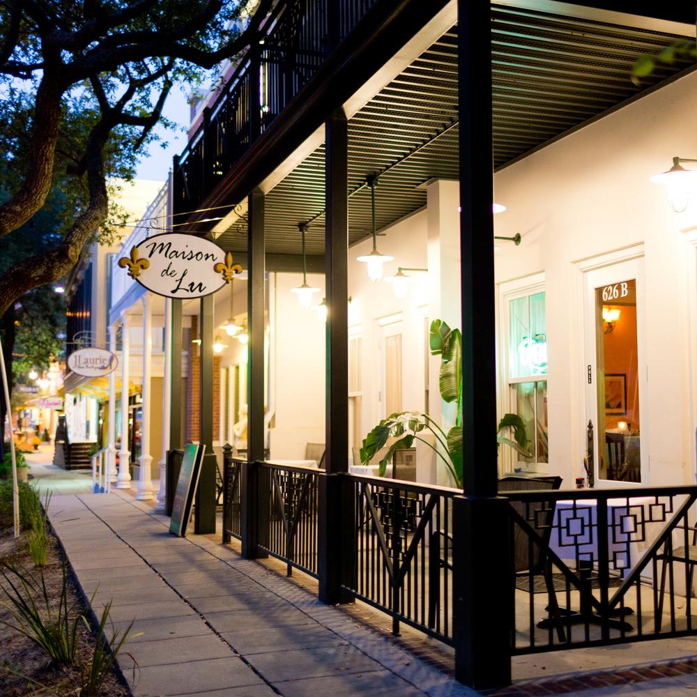 Maison De Lu (Ocean Springs, Mississippi restaurant)