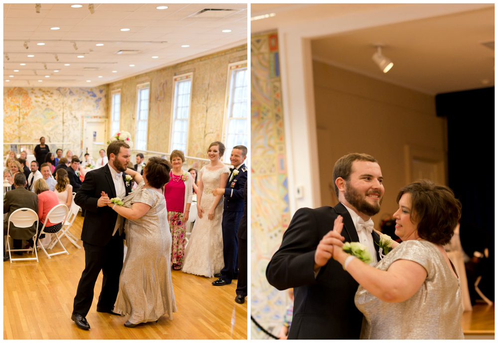 mother/son wedding dance