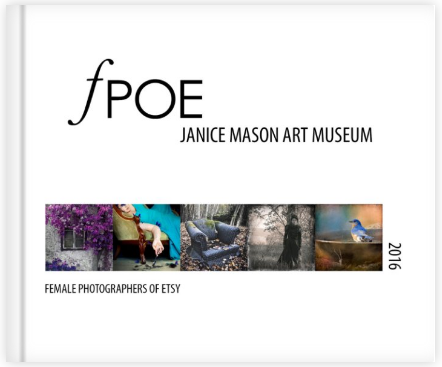 Female Photographers of Etsy exhibit at Janice Mason Art Museum