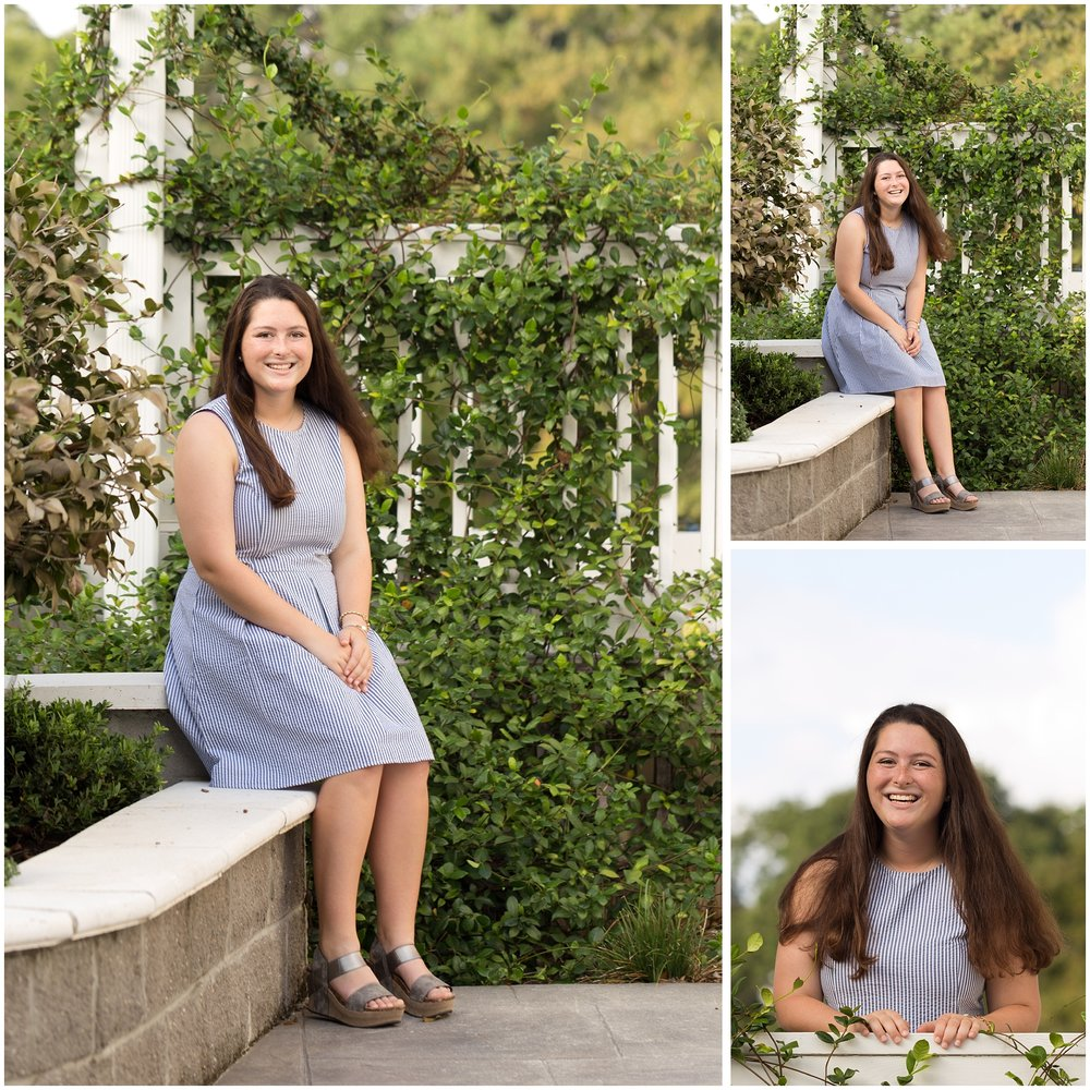 Ocean Springs senior portraits