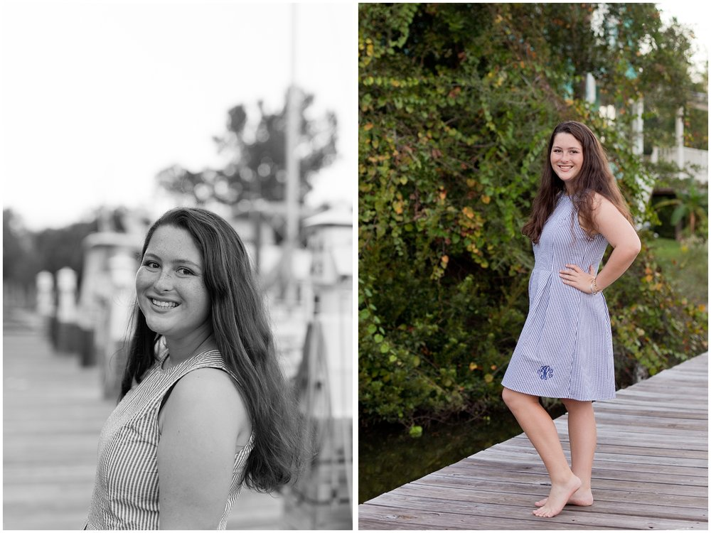 Ocean Springs senior photographer