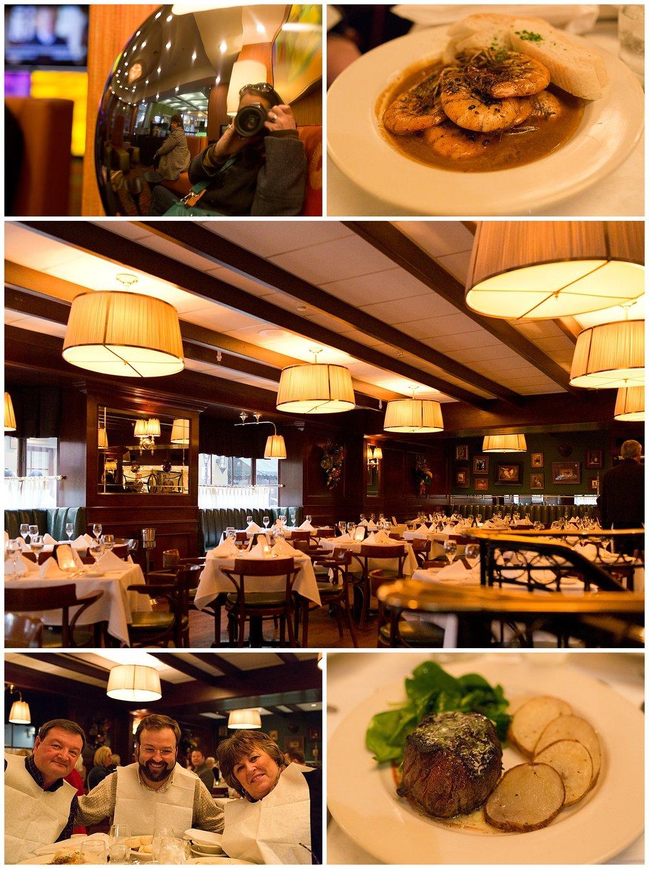 Mr. B's New Orleans restaurant