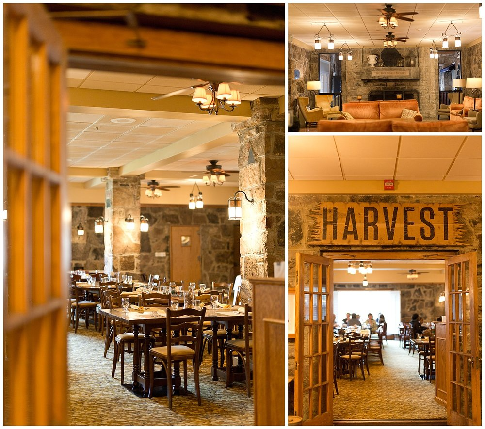 Harvest Restaurant at Mountain Lake