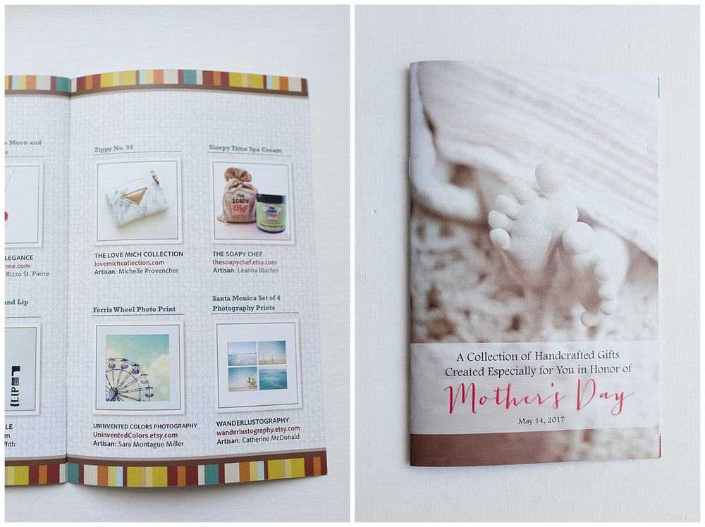 The Artisan Group Mother's Day Gift Guide featuring Uninvented Colors Photography