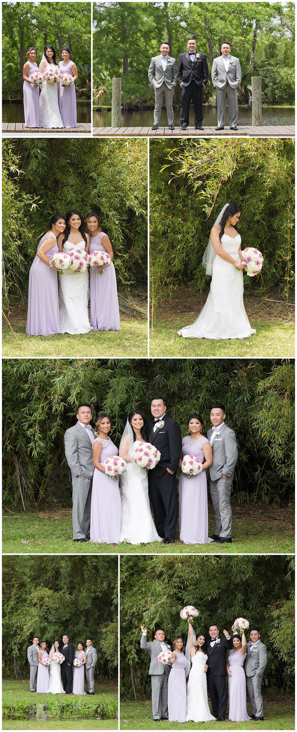 New Orleans wedding party photos by Uninvented Colors Photography