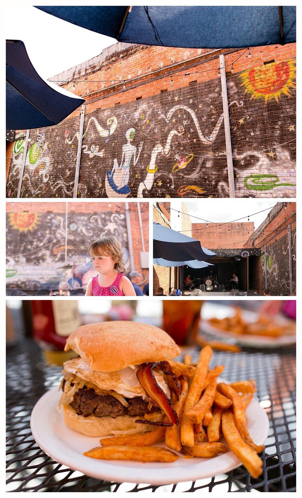 Luna Bar & Grill Sunday Jazz Brunch, Lake Charles, Louisiana restaurant