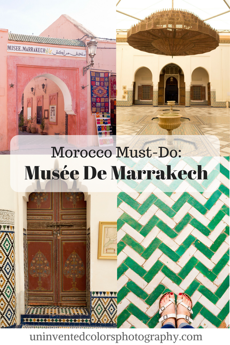 Musee de Marrakech Photos and Travelogue - Morocco Travel Tips