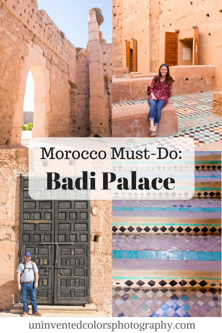 Badi Palace, Marrakech, Morocco Travel Blog