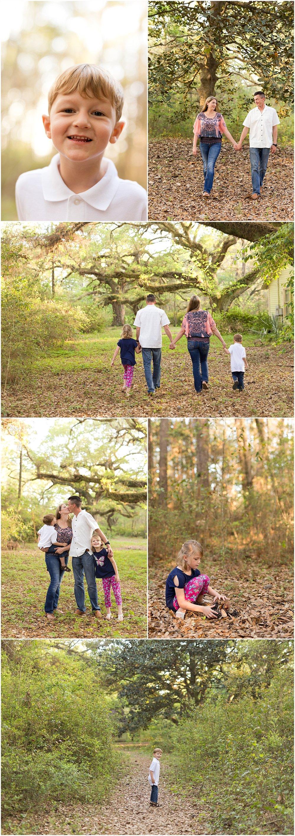 sweet family photos in Ocean Springs, Mississippi